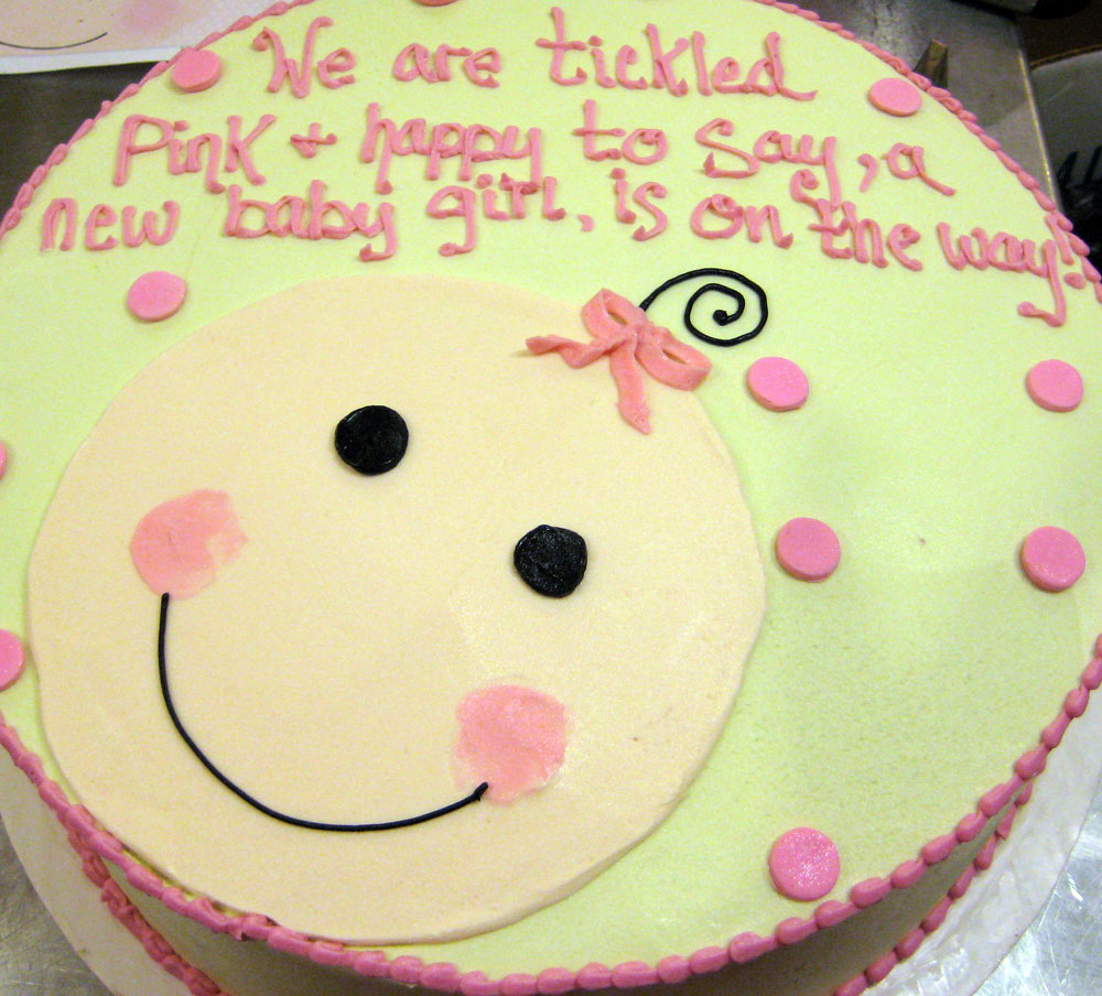 Baby Shower Cakes Lancaster Pa